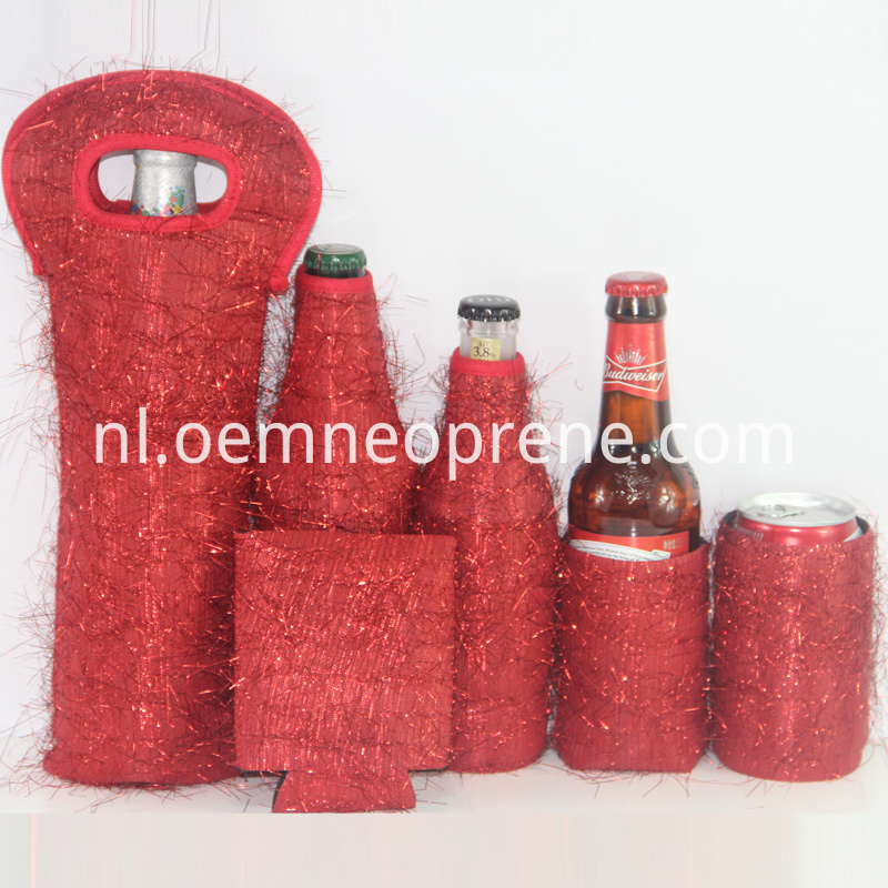 Plush Bottle Holder